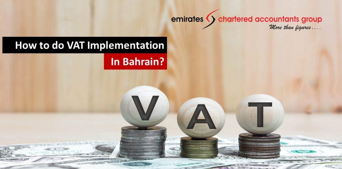 VAT in Bahrain Archives - Emirates CA