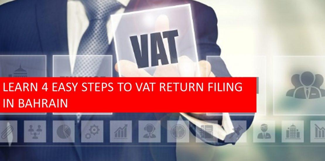 VAT Return filing in Bahrain