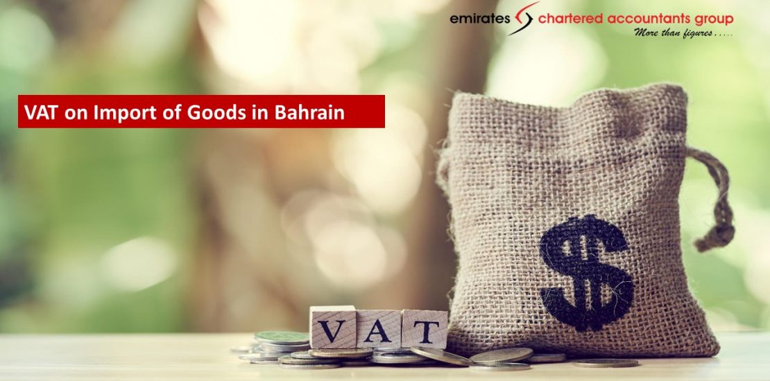 Bahrain import tax