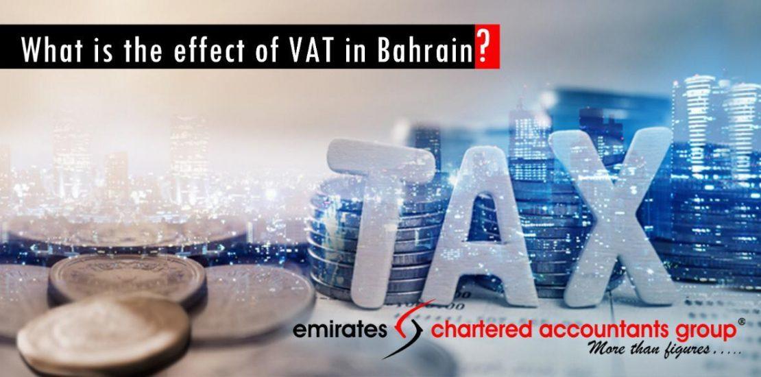 effect of vat in bahrain