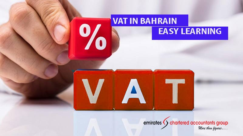 VAT IN BAHRAIN EASY LEARNUNG