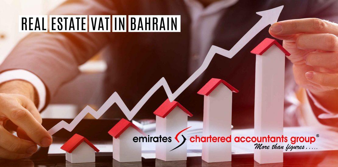 real estate vat in bahrain
