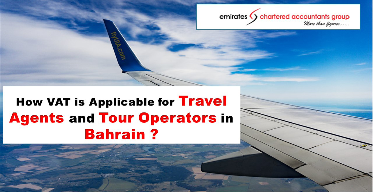 vat on travel agents in bahrain