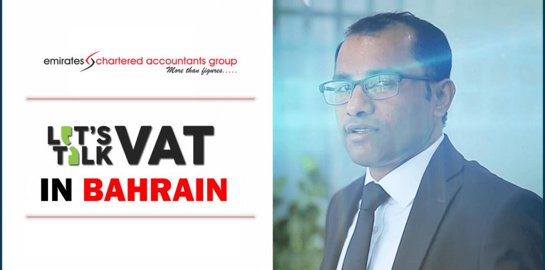Let's talk vat in bahrain basics