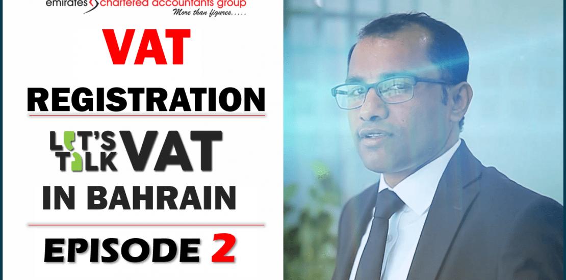 Lets Talk VAT in Bahrain