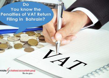vat return Bahrain penalties overview