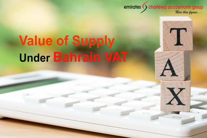 value of supply under bahrain vat all you need to know