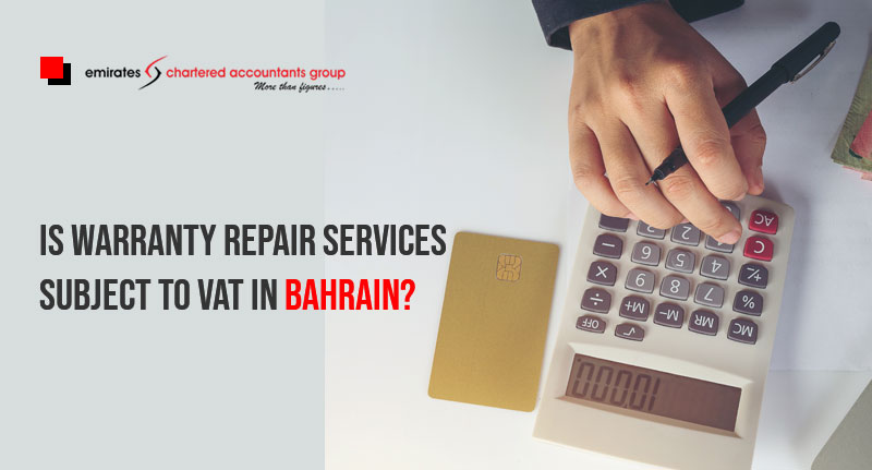 VAT Registration in Bahrain