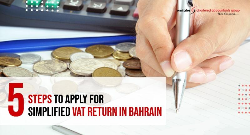 vat return in babrain 5 simple steps