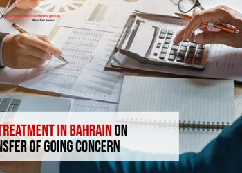 vat treatment in bahrain