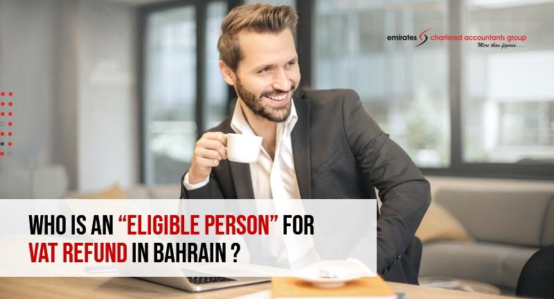 vat refund in bahrain