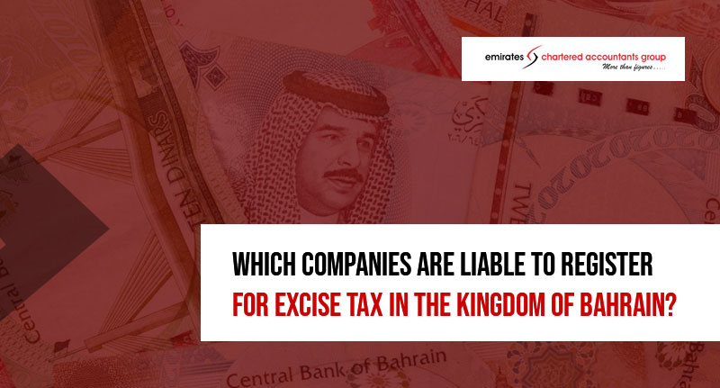 excise tax in bahrain